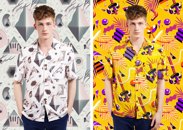Inspiration: ASOS + It's Nice That Collaboration