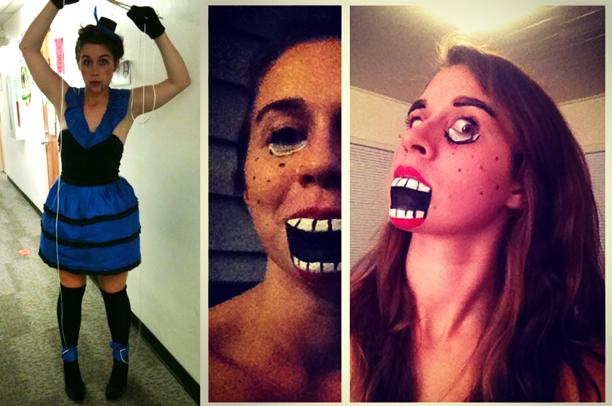 Inspiration: Halloween Face Paint