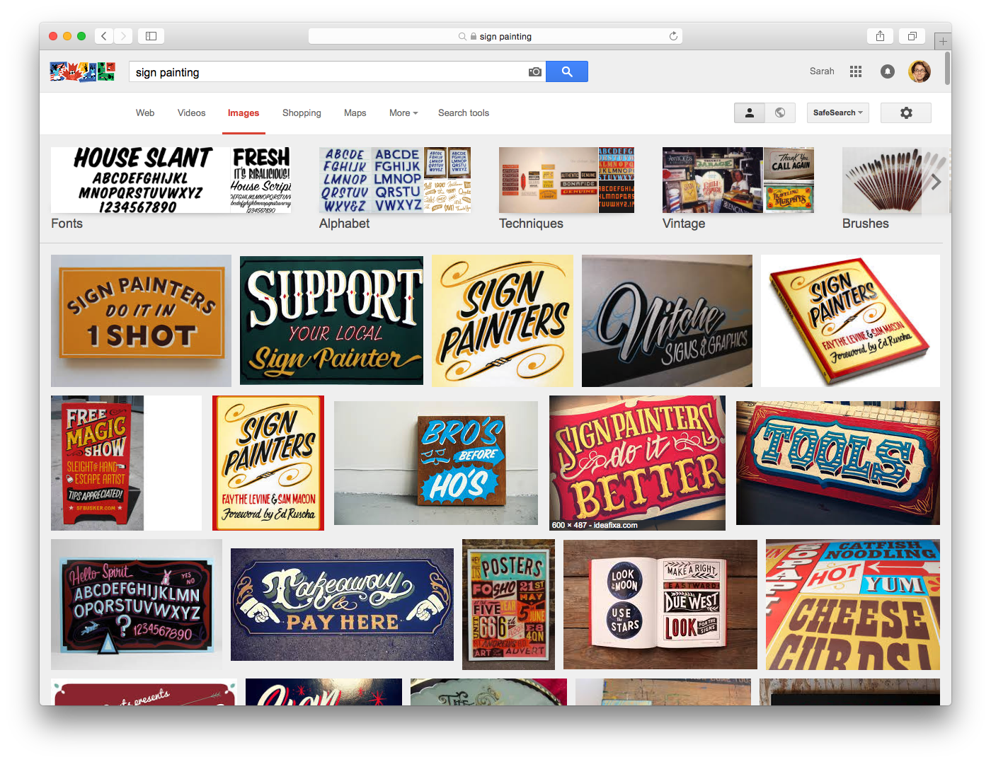 Learn Sign Painting With These Resources