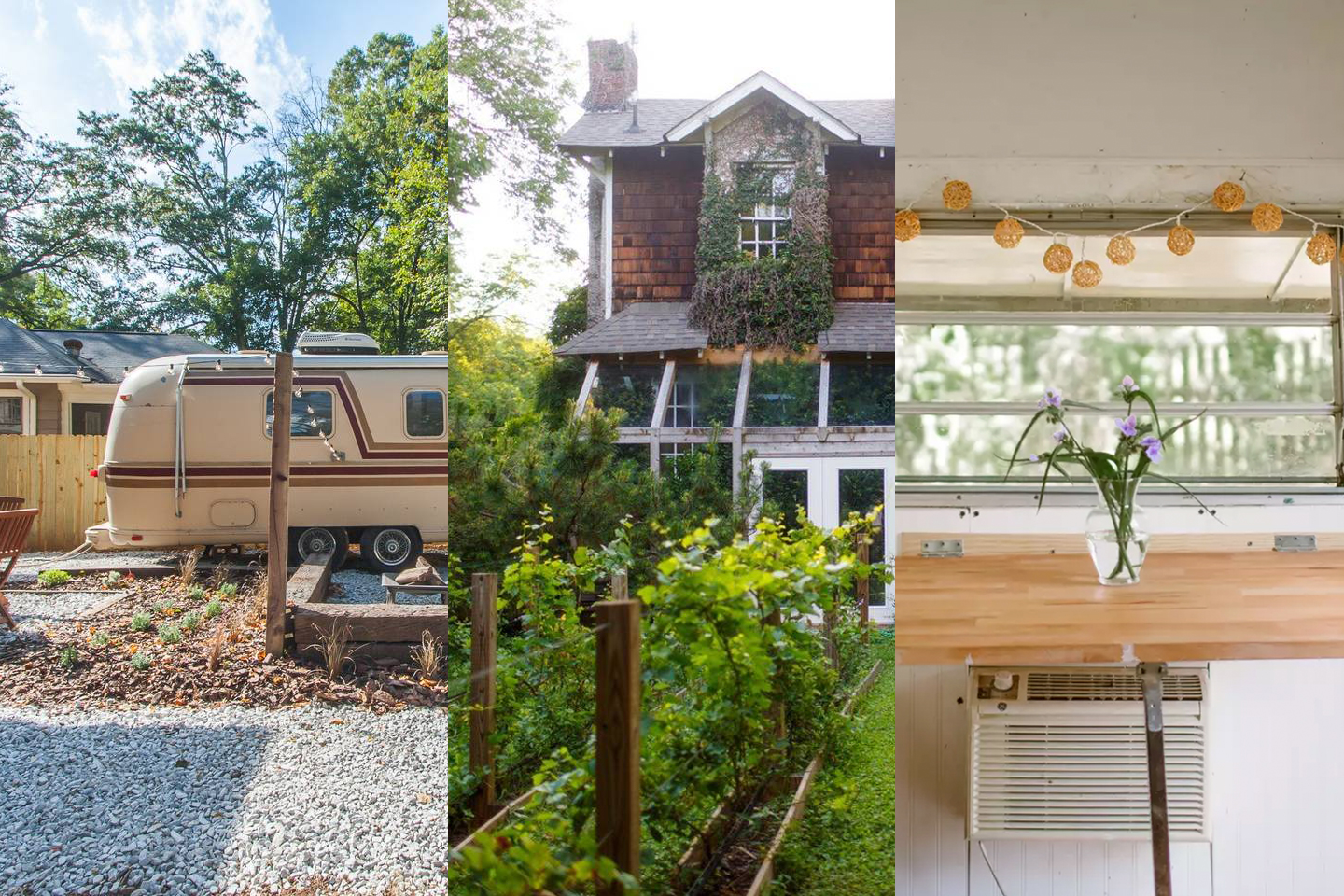Come stay in some of the Coolest AirBNBs in Atlanta